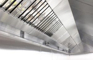 KITCHEN CANOPY VENTILATION