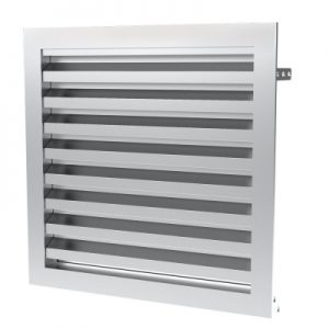 Exterior Louvres
